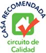 Circuito de Calidad - Casa recomendada